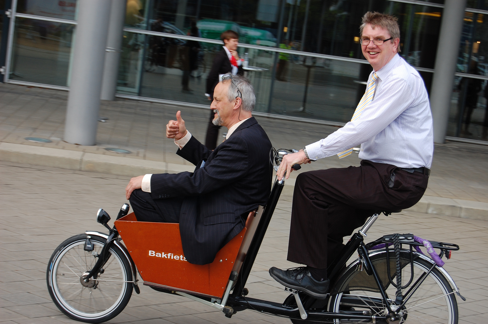 Dutch Cargo Bikes London Bicycling And The Best Bike Ideas