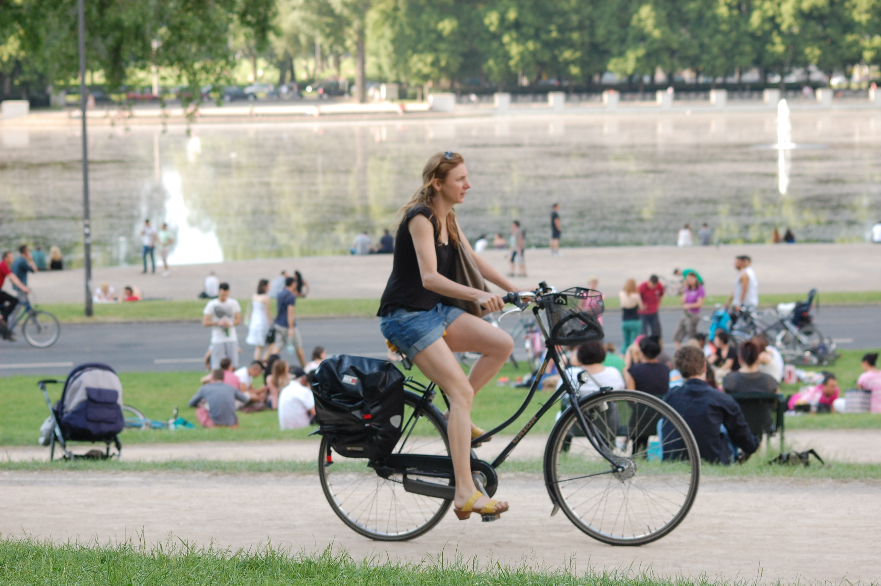 16% Cycling Modal Share,