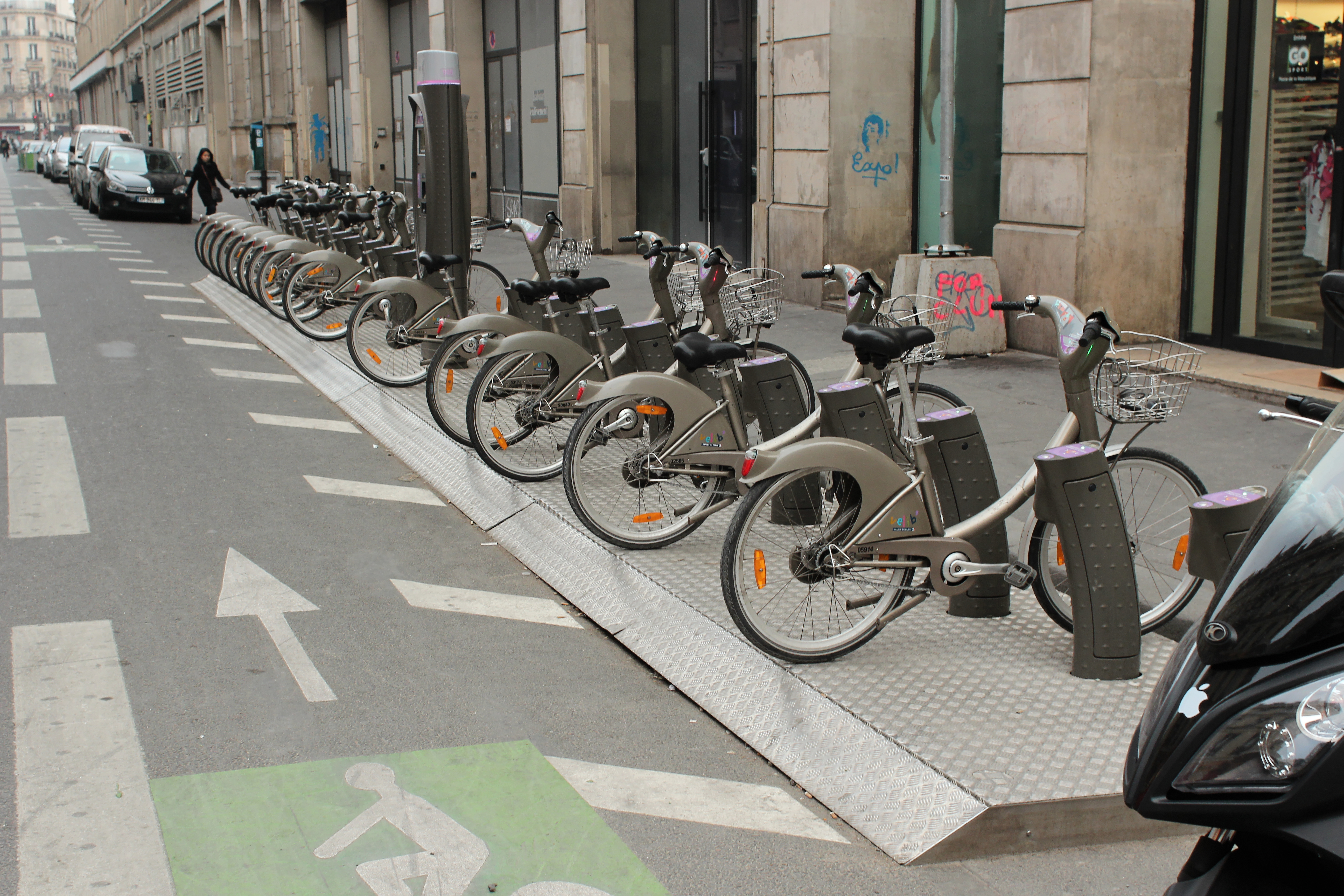 Bike Sharing: Not Just For Europeans