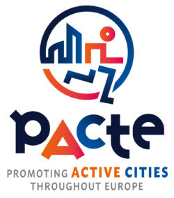 pacte promoting active cities throughout europe ecf